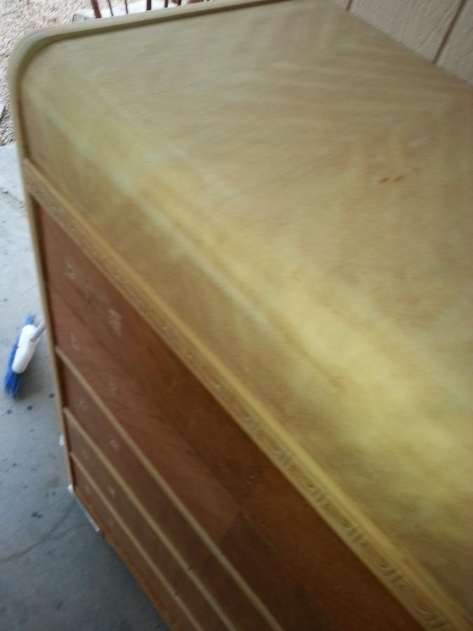 Harmon 5 Drawer Dresser My Antique Furniture Collection