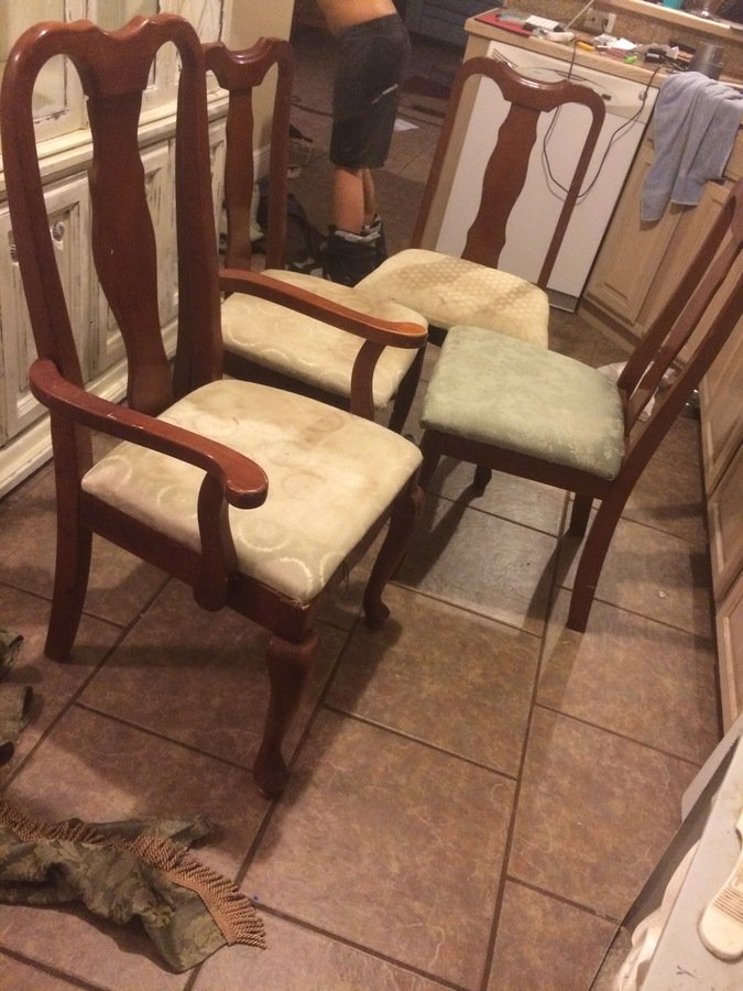 How To Price Queen Anne Chairs Modle Number My Antique