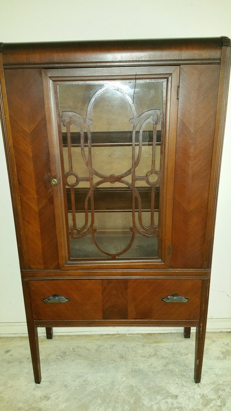 antique china cabinet value Old China Cabinets @BS03 – Roccommunity antique china cabinet value