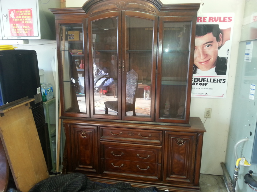 I Have A Bernhardt China Cabinet And Buffet I Was