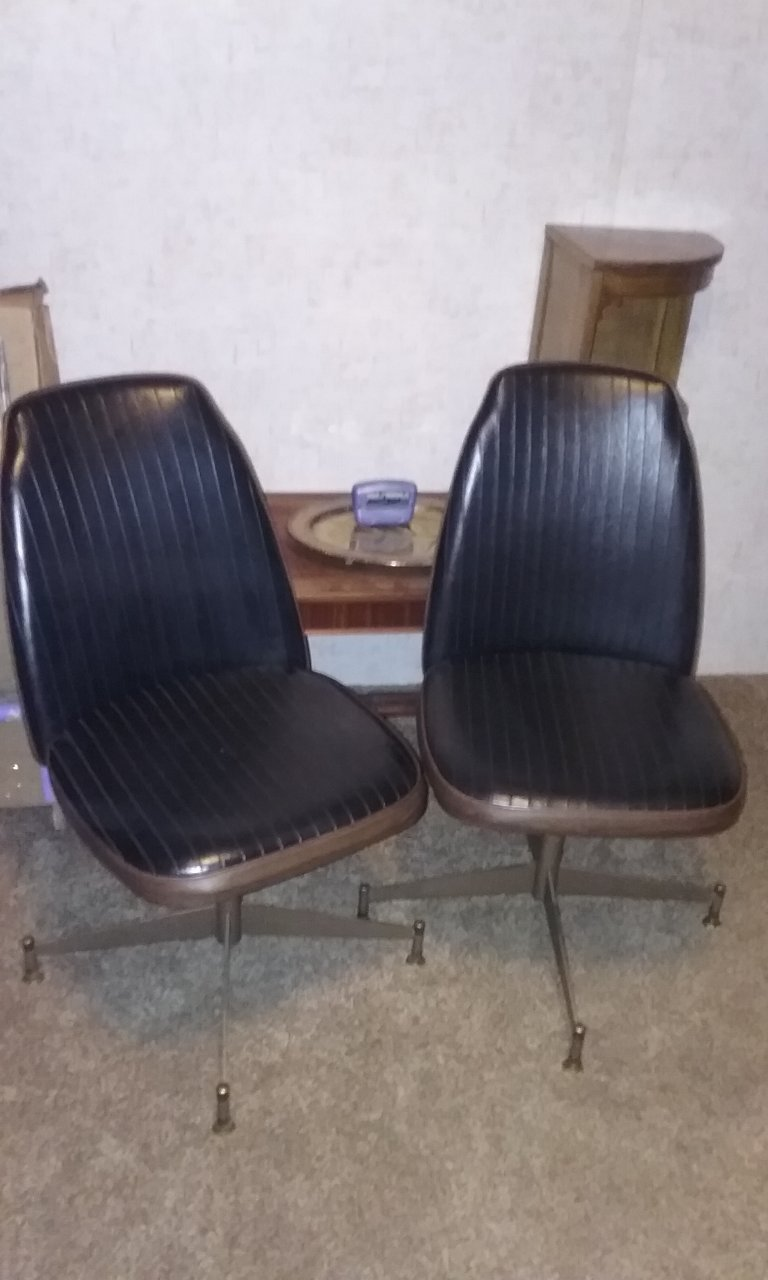 I Have Two Beautiful B Brody Swivel Chairs In Superior