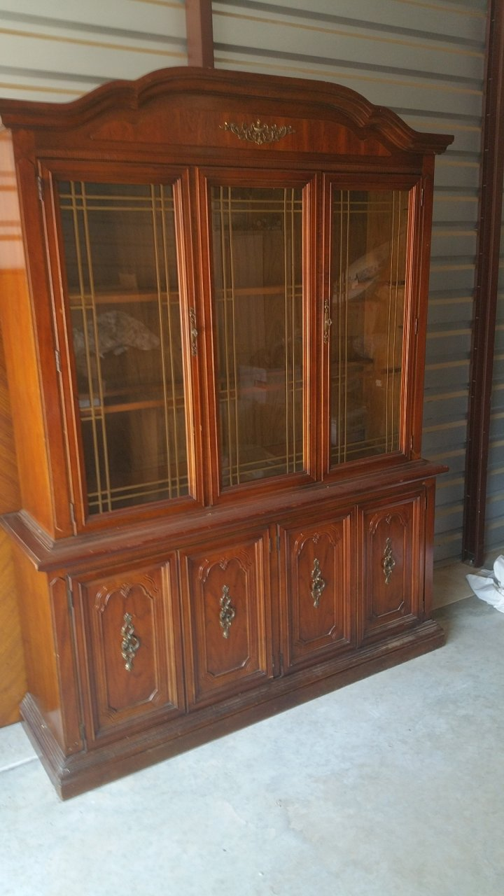 Buffet My Antique Furniture Collection