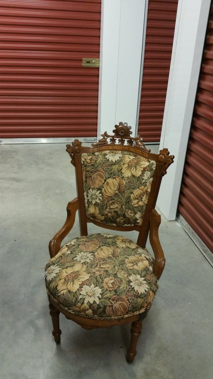 Chair With Wheels On Front Legs My Antique Furniture