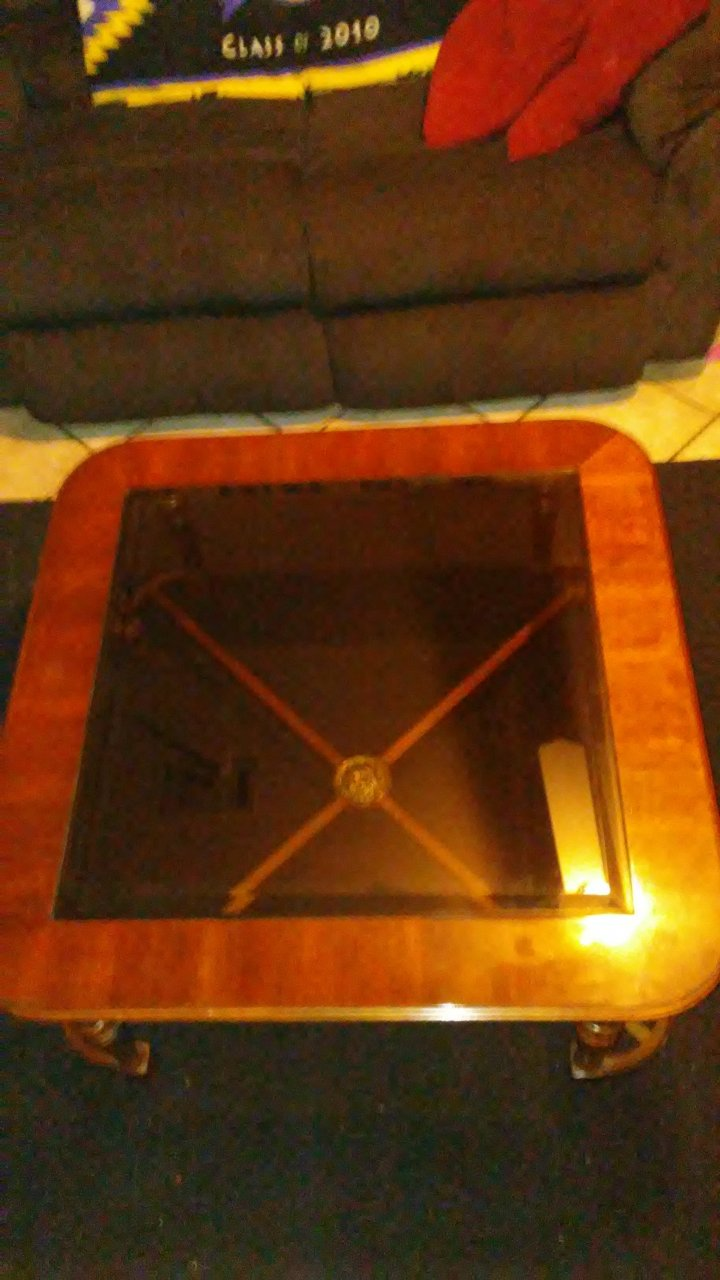 I Have A Gordonu0027s Fine Furniture Glass Top Coffee Table And Am Wondering  How Much It Would Sell For?
