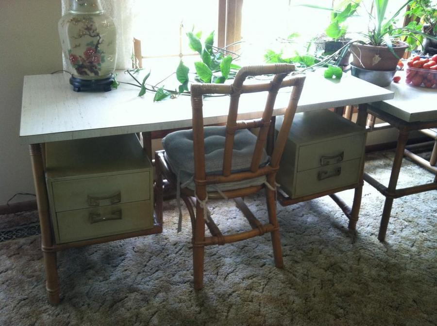 1930 S Ficks Reed Bamboo Furniture My Antique Furniture