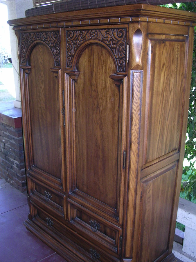 Link Taylor Armoire 5512 My Antique Furniture Collection