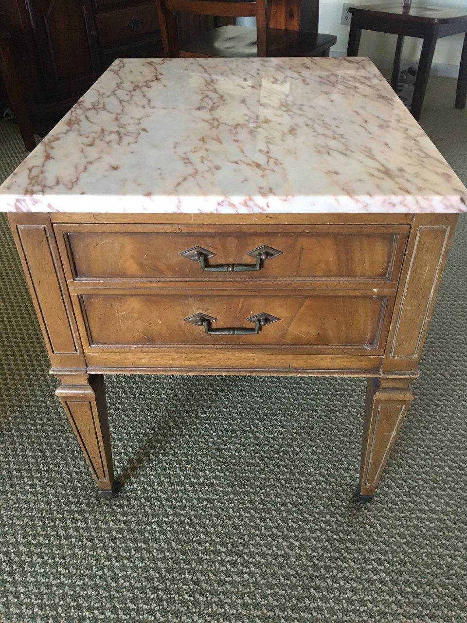 How Much Are These Weiman End Tables Worth My Antique Furniture