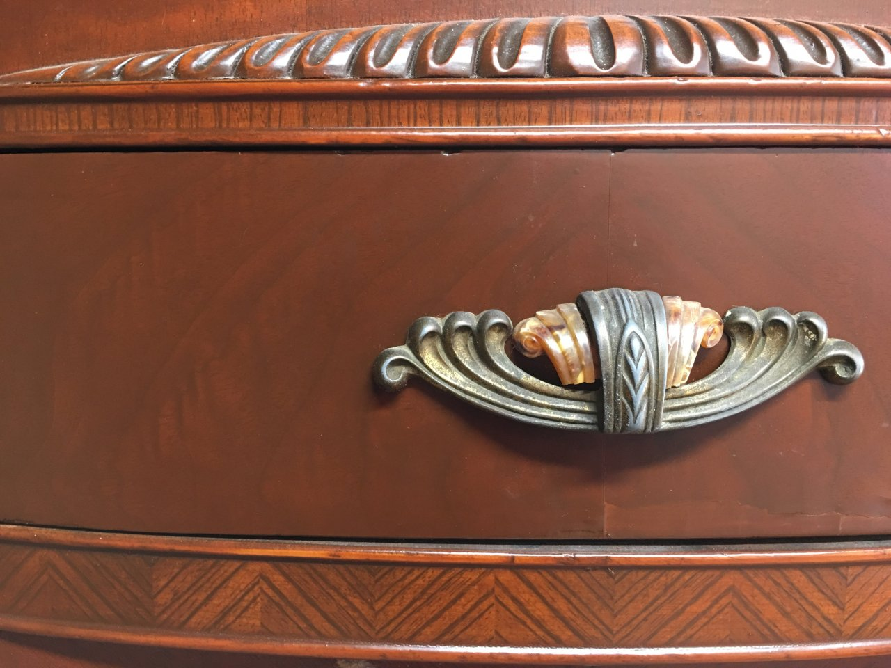 Art Deco Armoire Pricing Help My Antique Furniture Collection # Deco Armoire Metallique Vintage