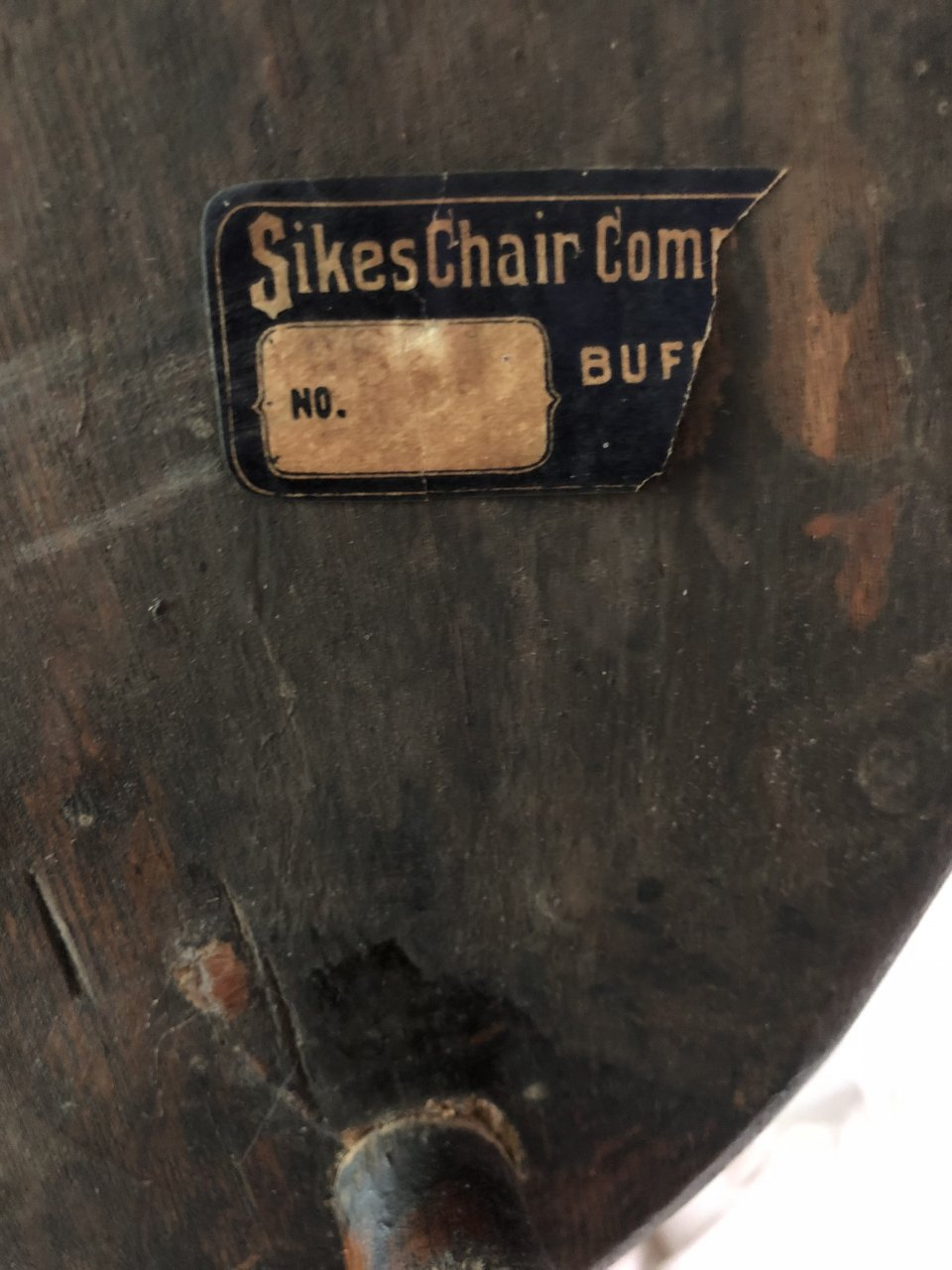 Sikes Rocking Chair Buffalo Ny My Antique Furniture