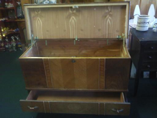I Have A Old Cedar Chest Made By Sears And Roebucks It Has
