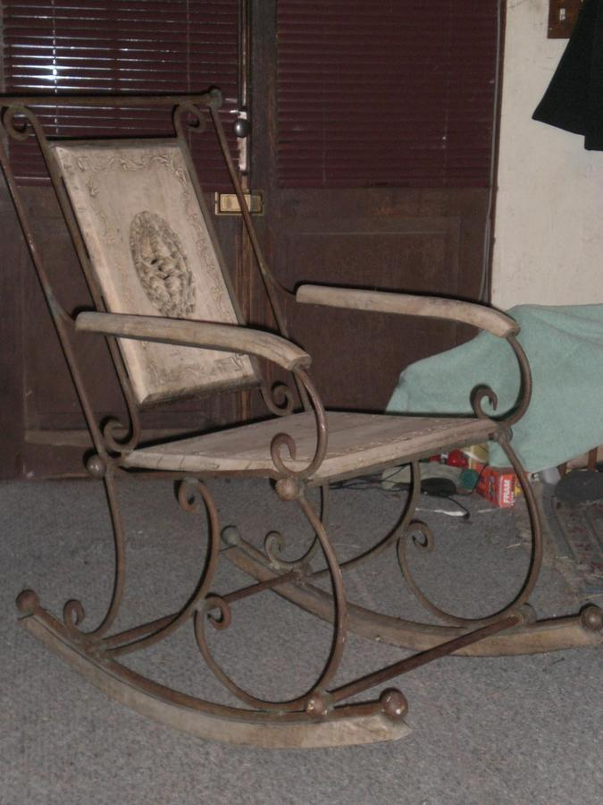 Can You Identify The Style And Age Of These Rocking Chairs