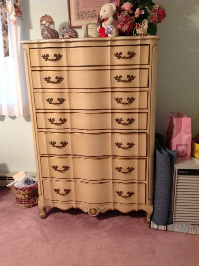 I Have 3 Dressers From The Continental Furniture Co Out Of
