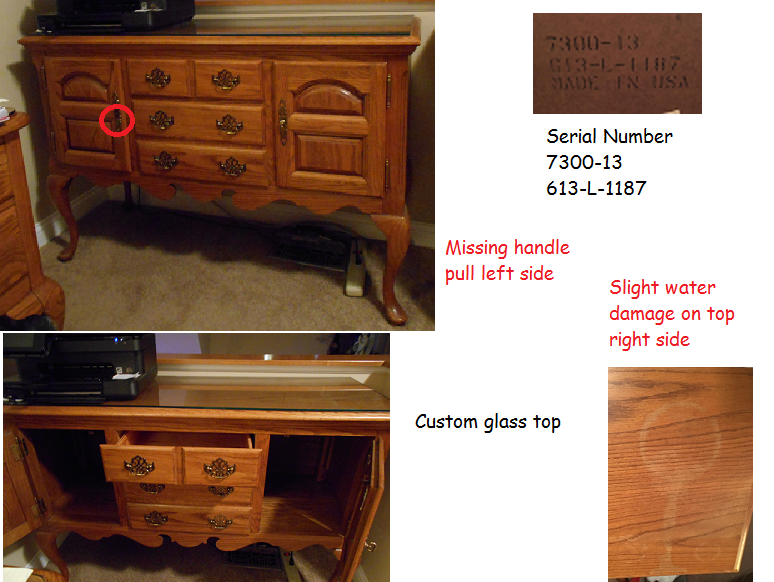broyhill furniture serial number lookup