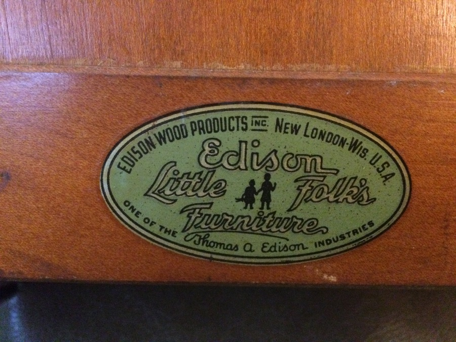 I Have An Edison Little Folks Furniture Quot Mini Quot Crib I Say
