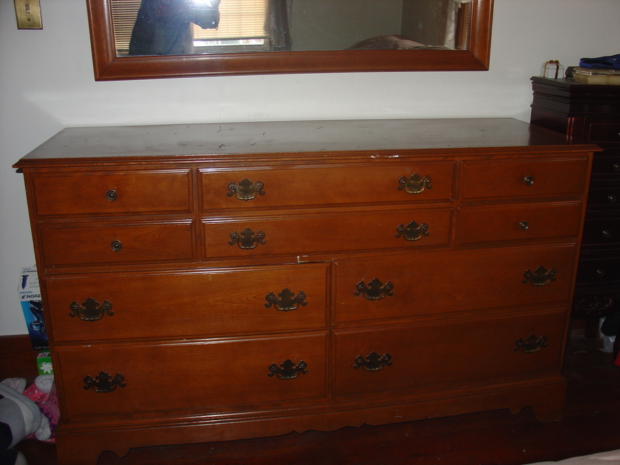 I Have An Ethan Allen By Boumritter Made In Vermont Solid
