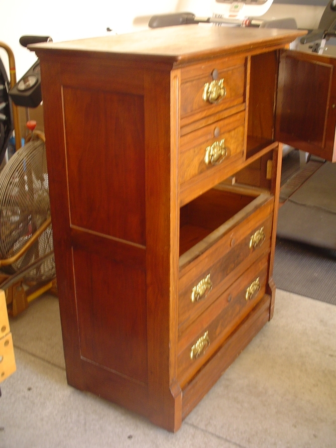 Information Wanted Regarding This Dresser It Was My