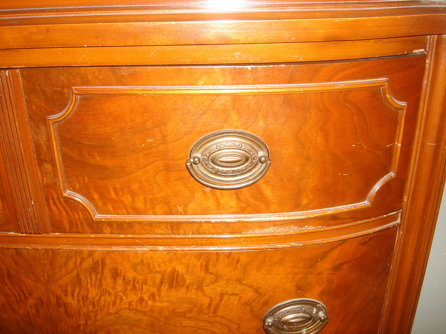 Vintage Bedroom Furniture Identification / Value