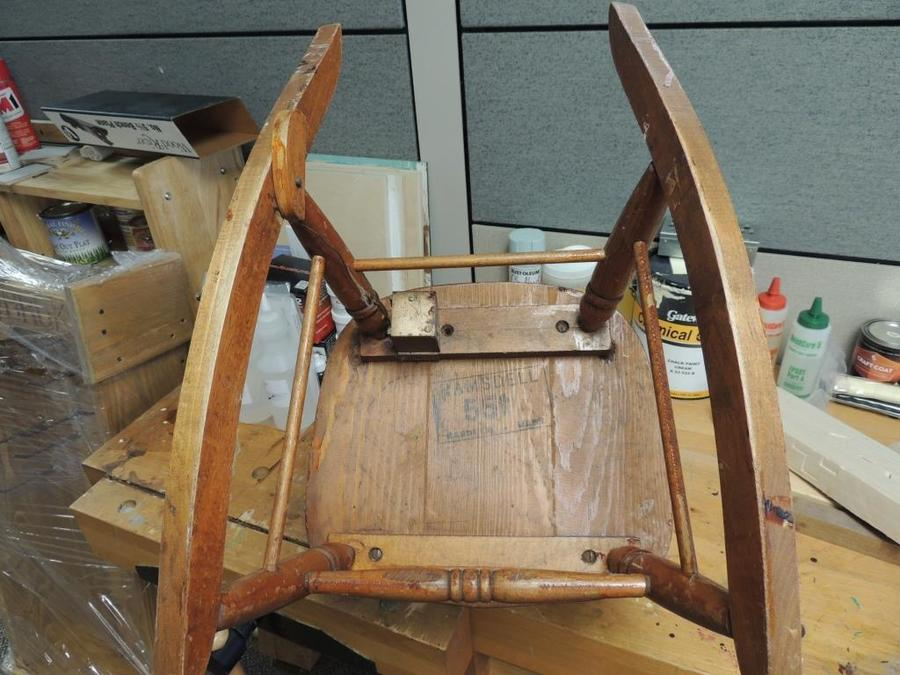 My Antique Furniture Collection Ramsdale Rocking Chair