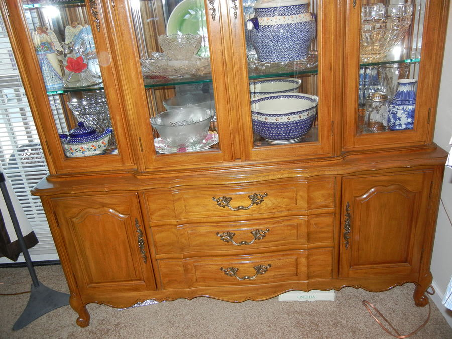 China Hutch My Antique Furniture Collection