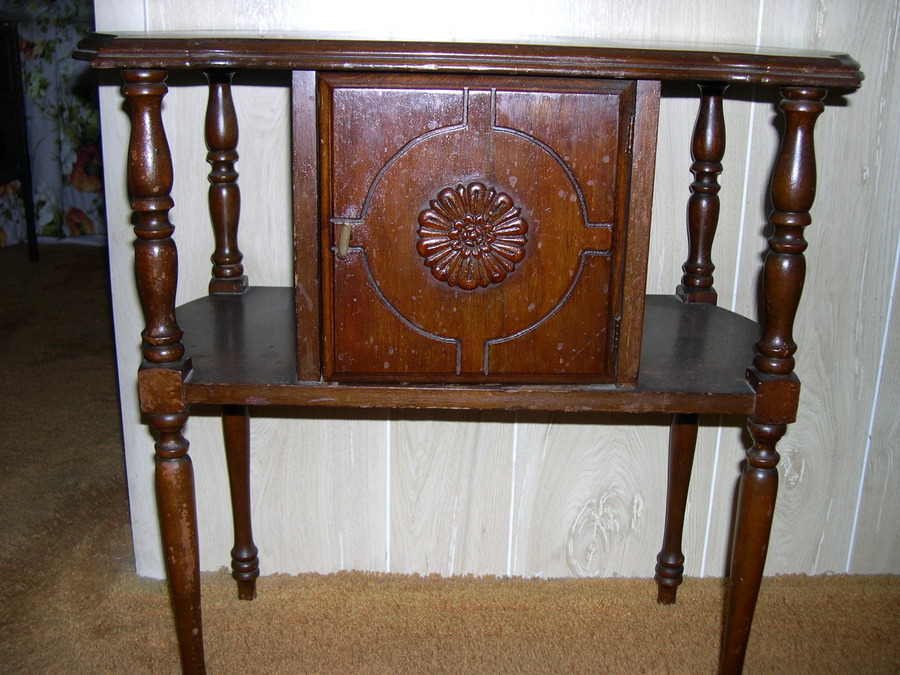 Table My Antique Furniture Collection