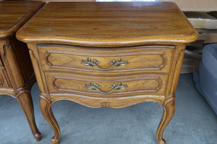 Thomasville Bedroom Set Value Help | My Antique Furniture ...