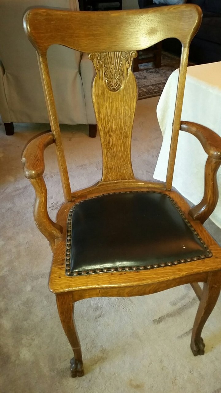 Sikes Chair My Antique Furniture Collection