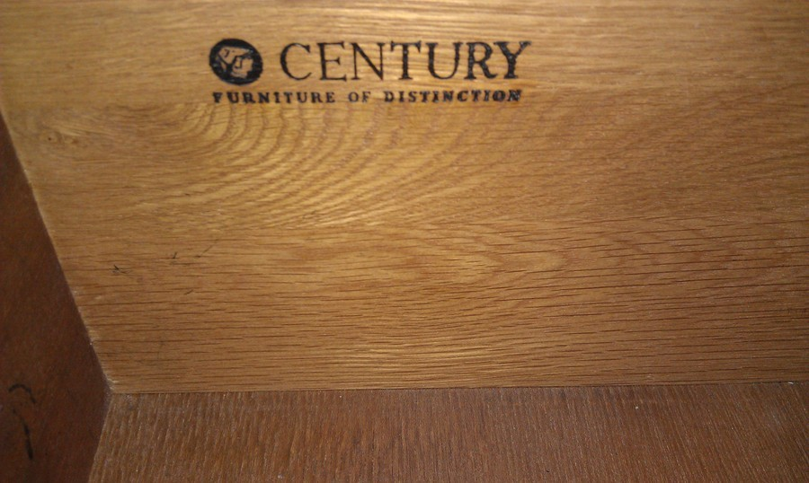 Century Furniture Of Distinction My Antique Furniture