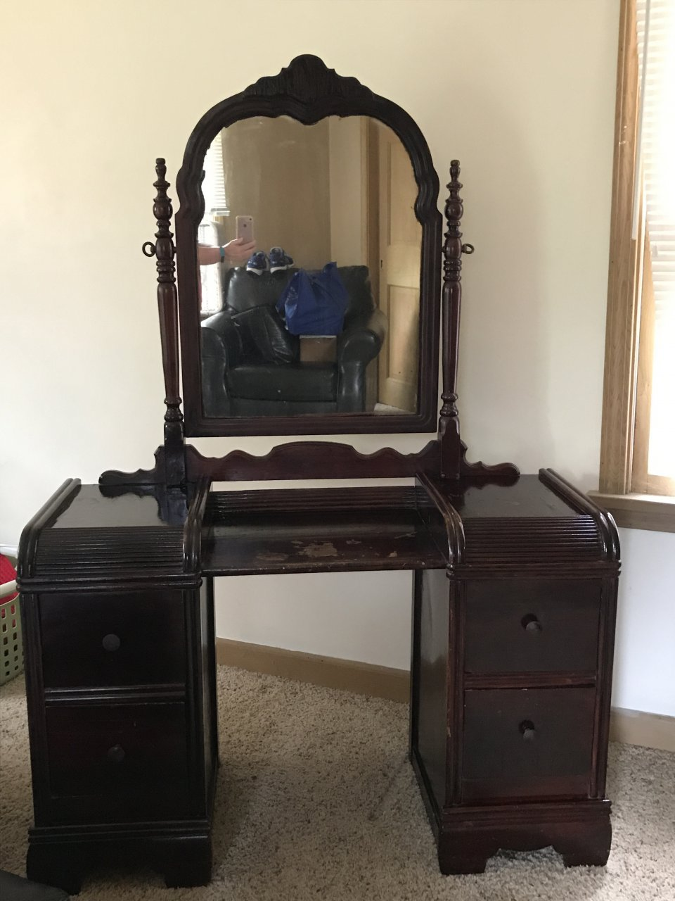 Antique Dressing Table Value My Antique Furniture Collection