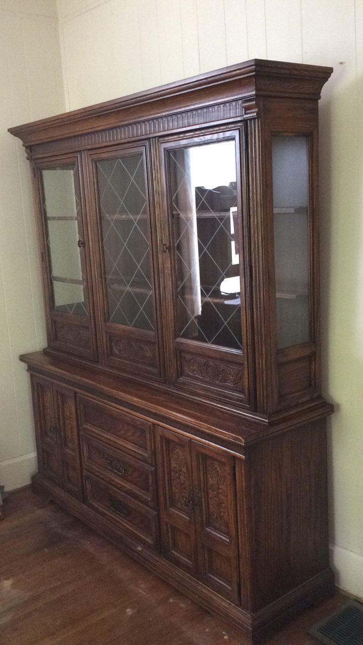 What Is My China Hutch Worth My Antique Furniture