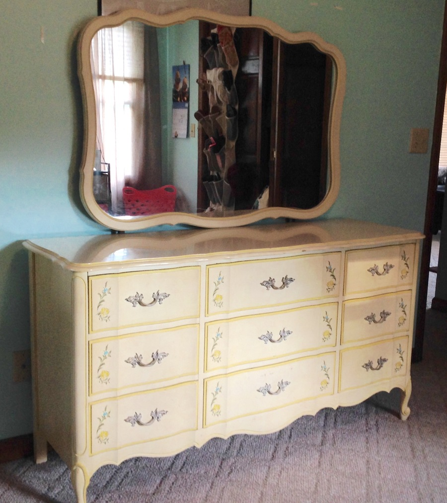 Dixie Girls 6 Piece Bedroom Set My Antique Furniture
