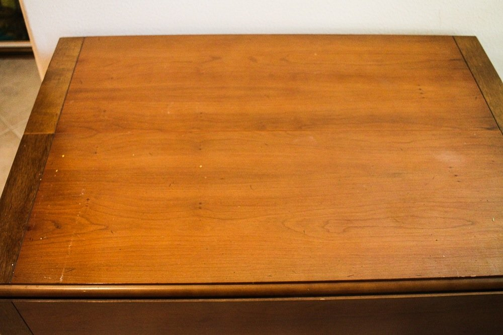 The Jefferson Wood Working Co E Z Table Slide My Antique