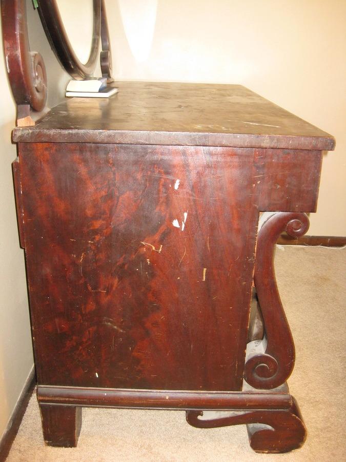 Cowan Furniture Dresser My Antique Furniture Collection