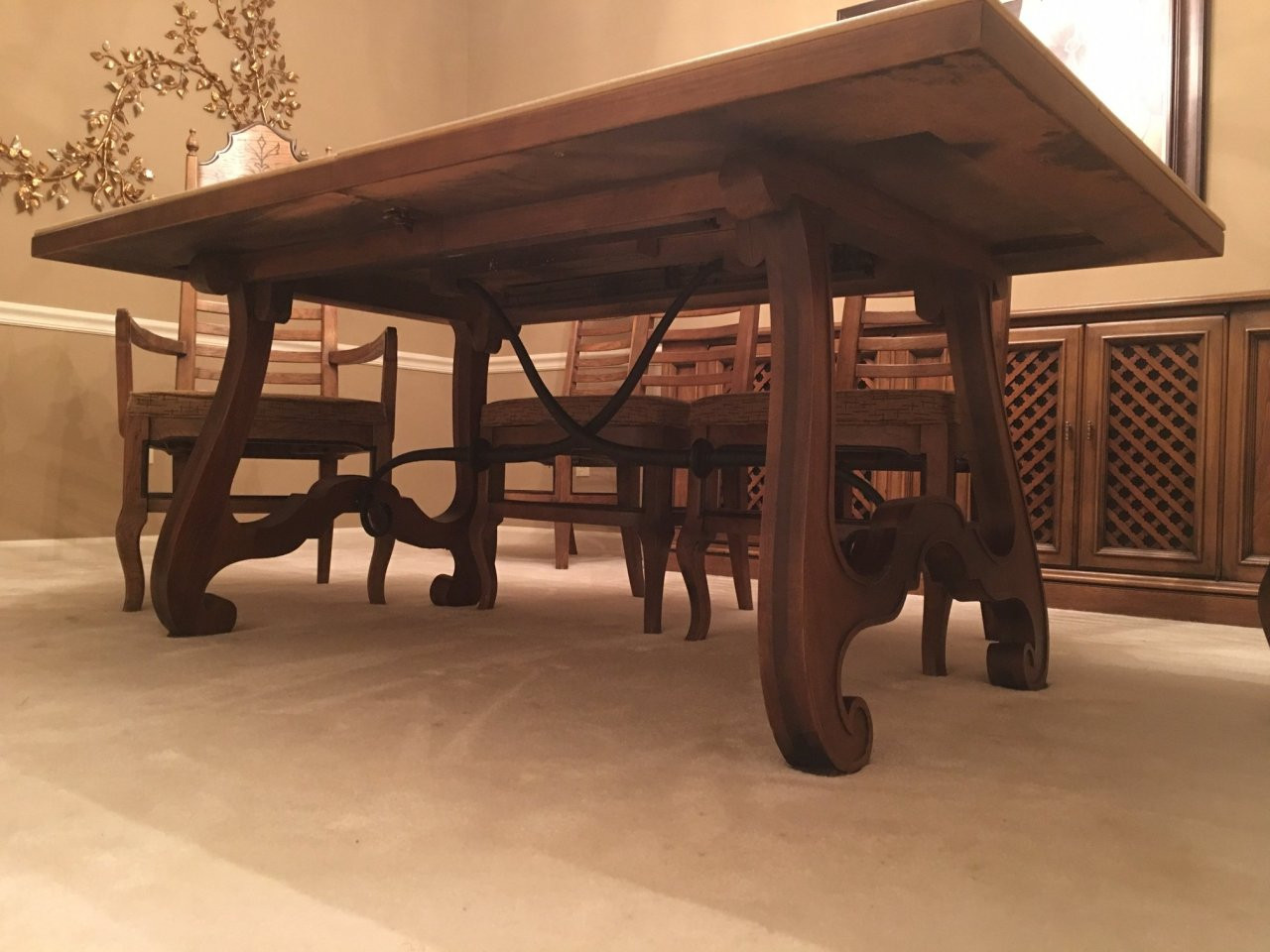 I Would Like To Know Value Of My Esperanto Dining Room Set