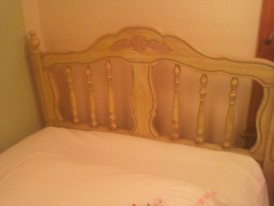 I Have A Dixie Cabaret Twin Size 6 Piece Bedroom Set For