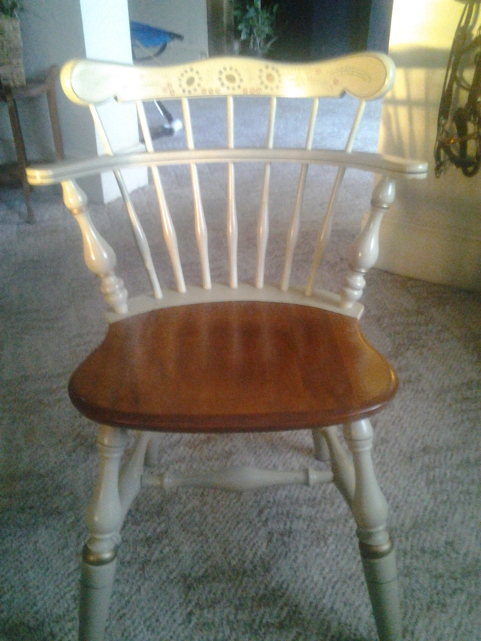 Any Idea What This Chair Is Worth..and Where It Could Be Sold?