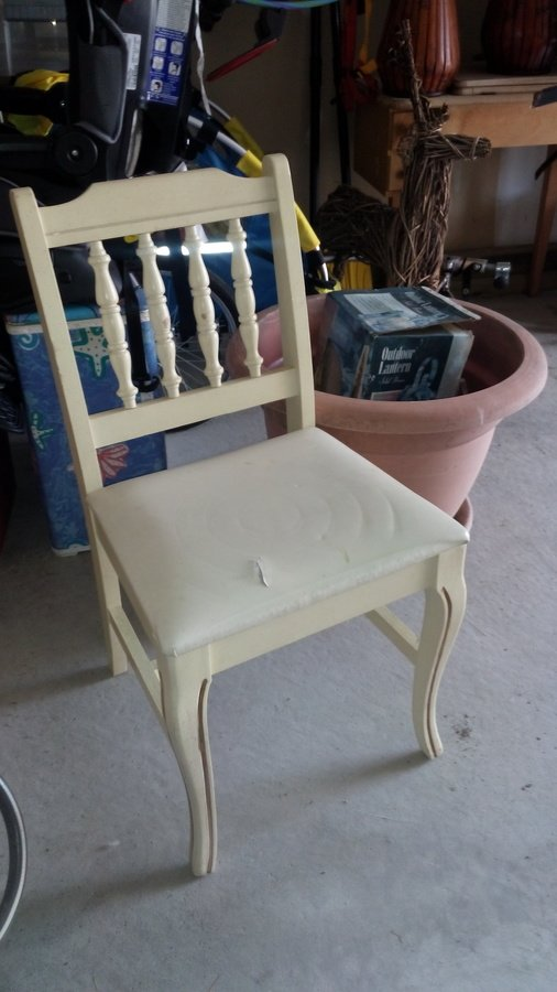 I Just Inherited This Young Hinkle Chair Wondering About