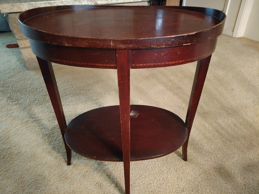 Mersman Table 6988 My Antique Furniture Collection
