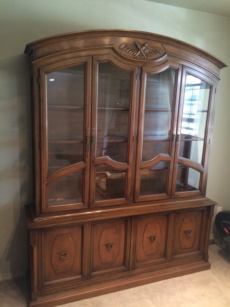 Romweber Hutch Pricing My Antique Furniture Collection