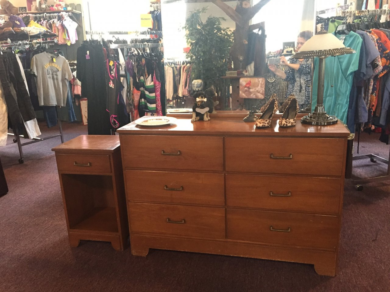 Owosso Mid Century Modern Dresser My Antique Furniture