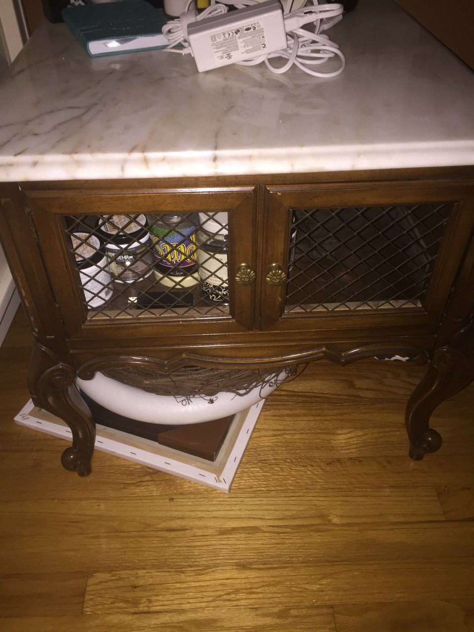 Two Weiman End Tables My Antique Furniture Collection