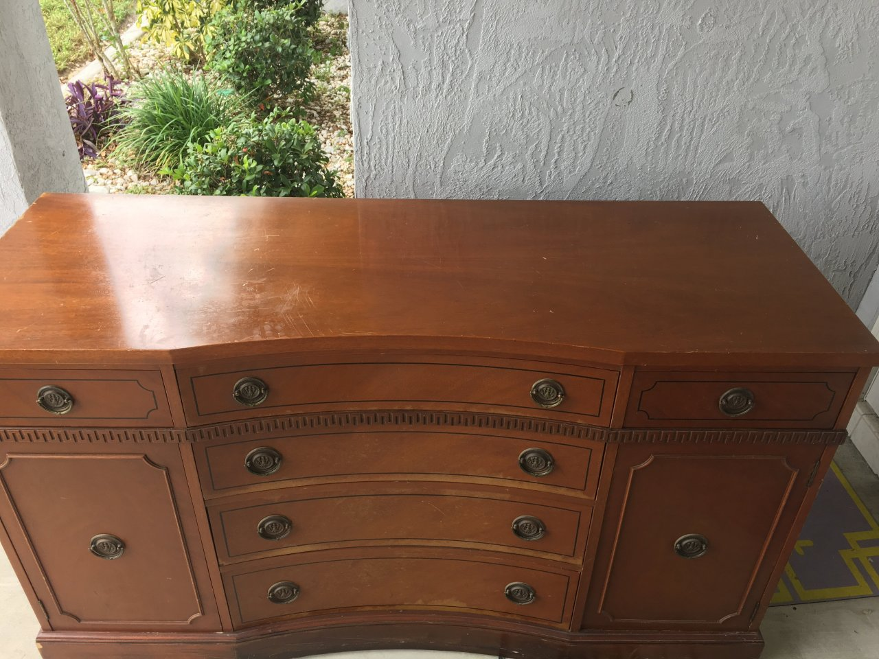Is My Rway Buffet Worth Refinishing My Antique