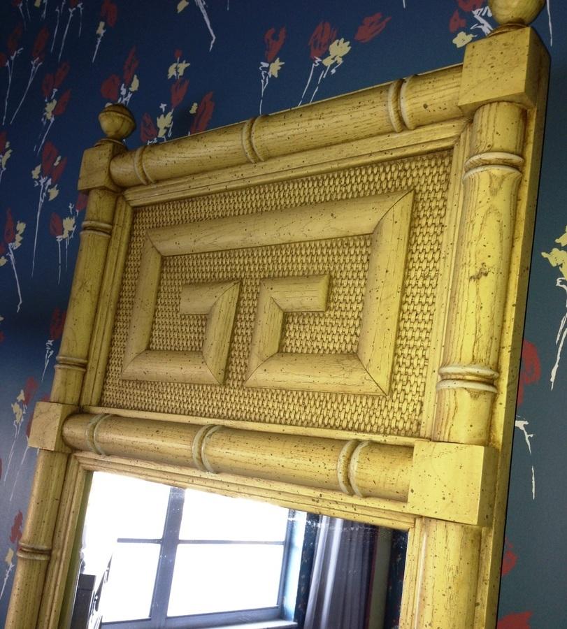 Gorgeous 1970s Vintage Bamboo Oriental Style Bedroom Set