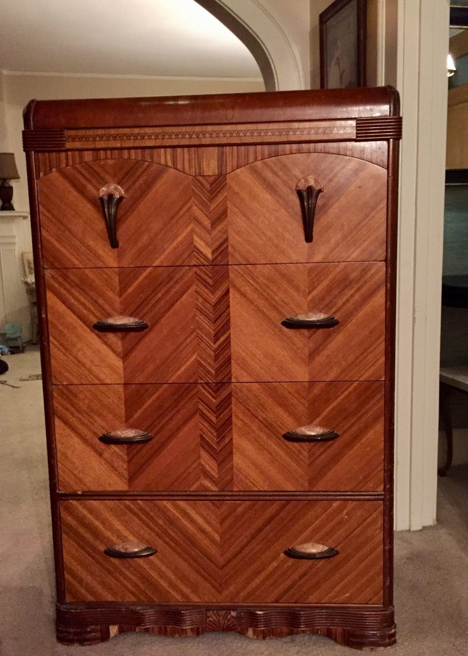 Dresser United Furniture Corporation My Antique