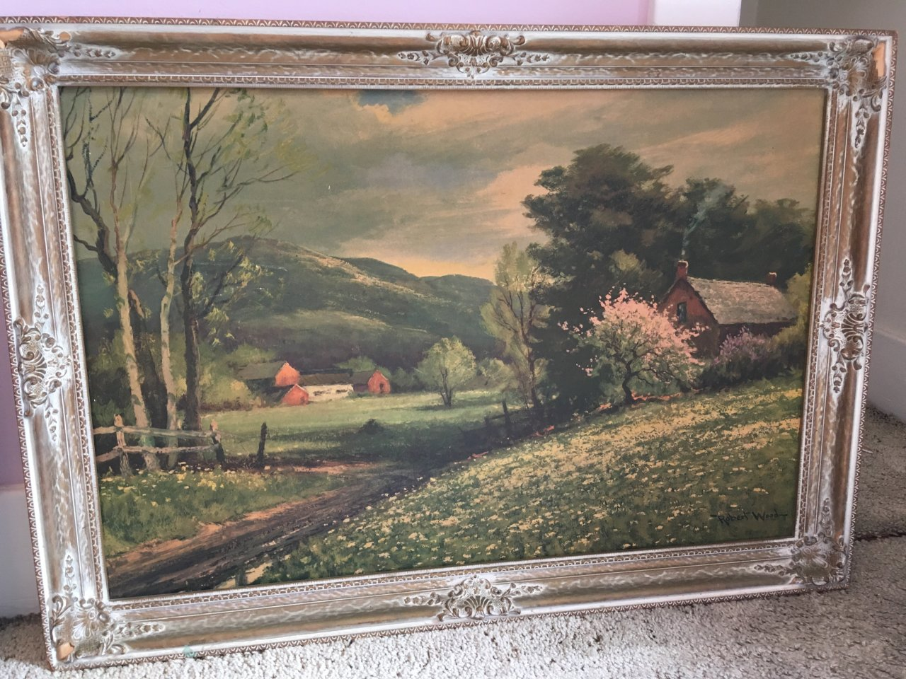 Early Spring Robert Wood My Antique Furniture Collection