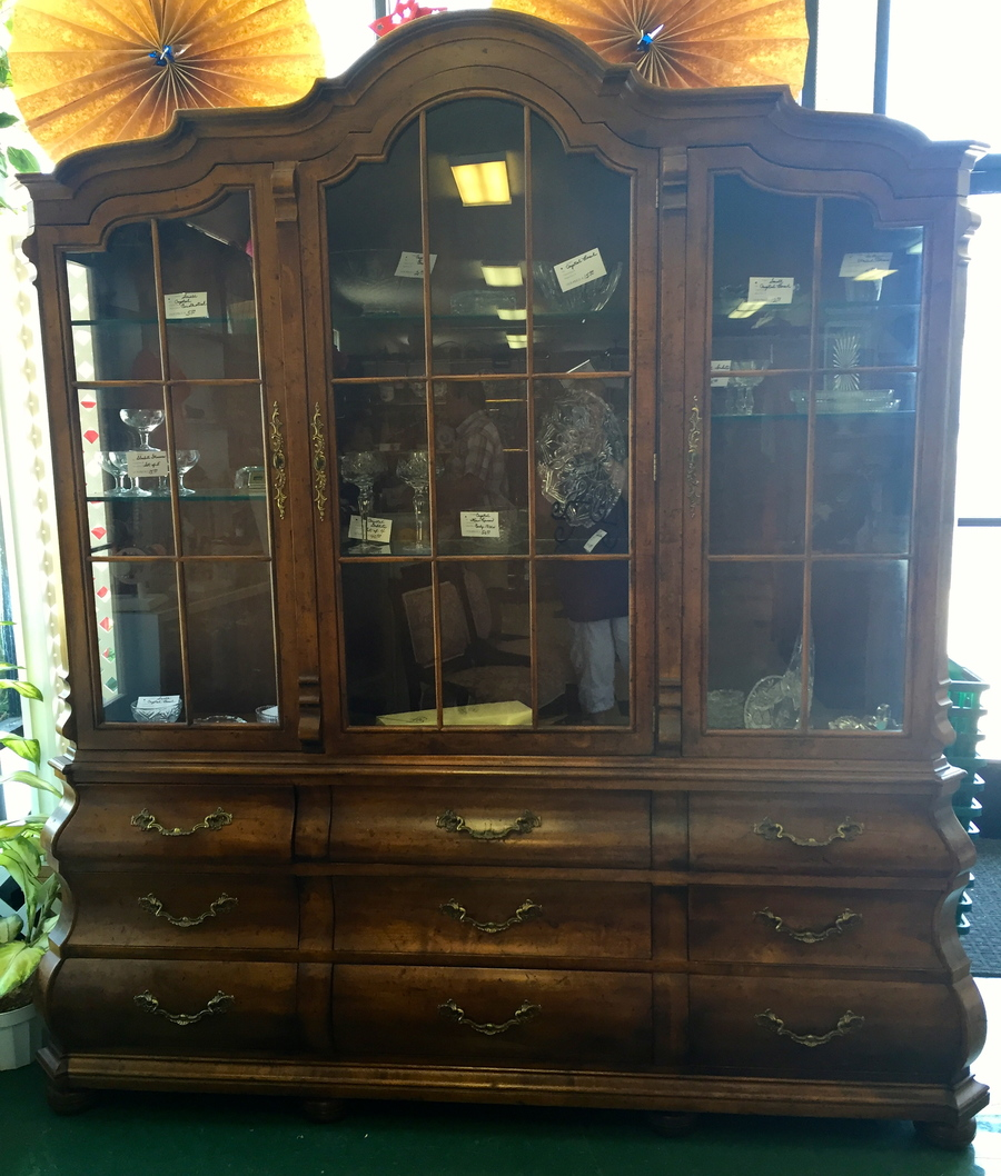 I Have The Whole Collection Of Henredon Villandry Collection Bedroom With My Antique