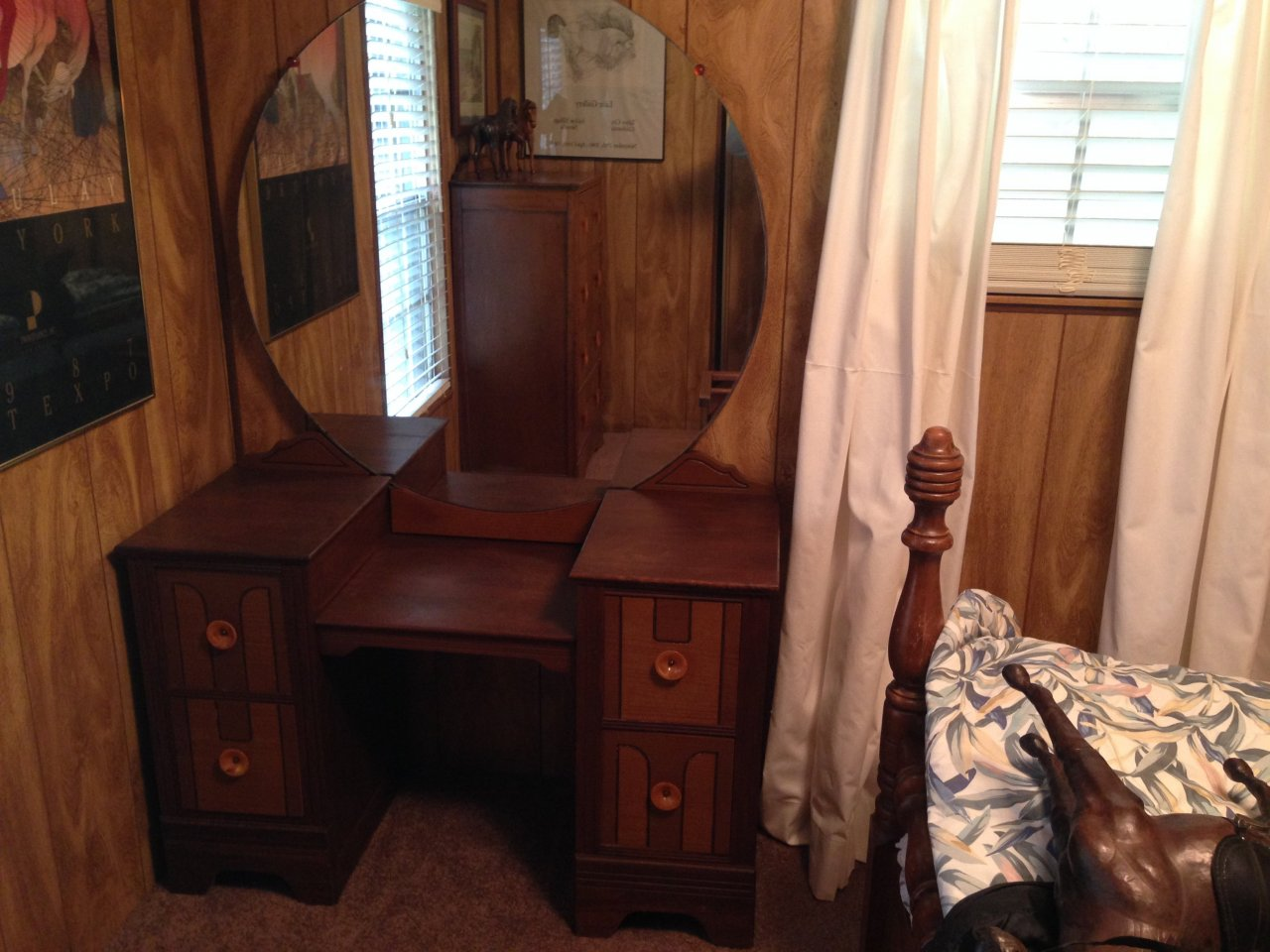 Myers Spalti Mfg Co Bedroom Set Dresser With Mirror
