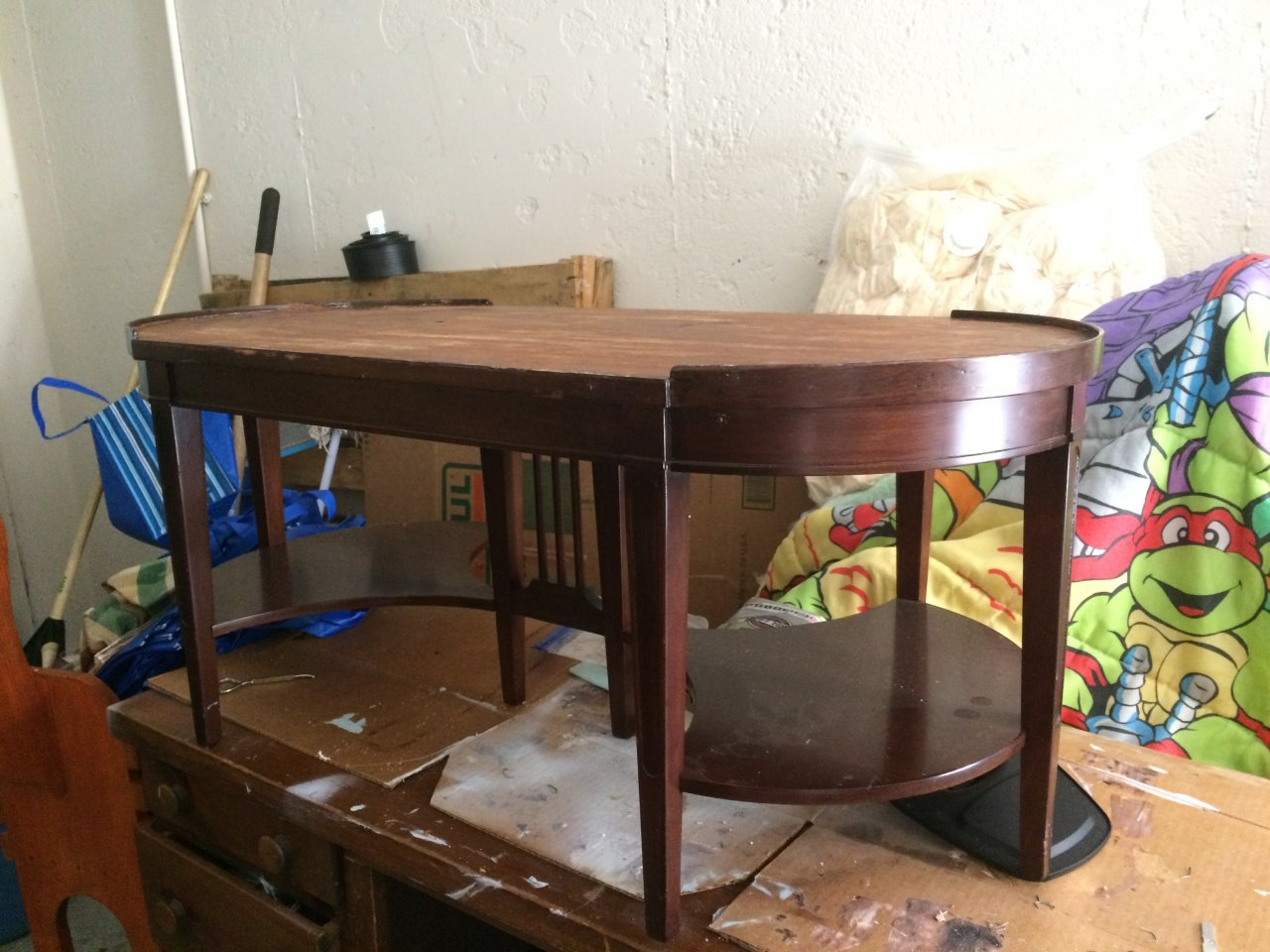 Picture of: I Have A Mersman 7491 Coffee Table I Can T Find This Model Anywhere It Wa My Antique Furniture Collection