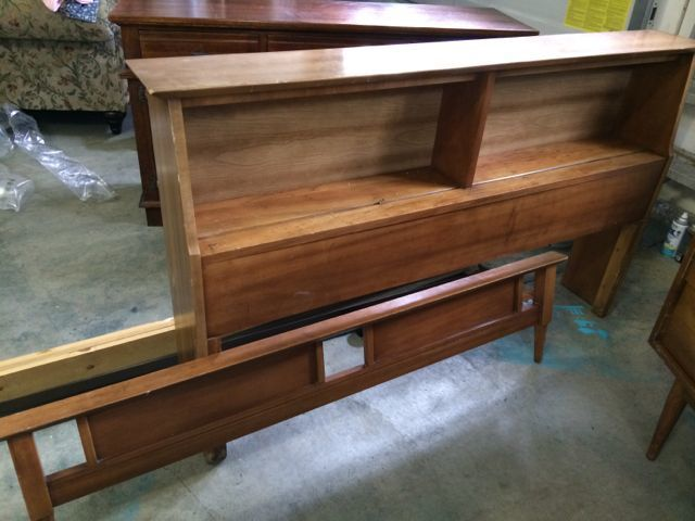 i have a dixie bedroom set with 2 dressers  full size headboard  footboar d