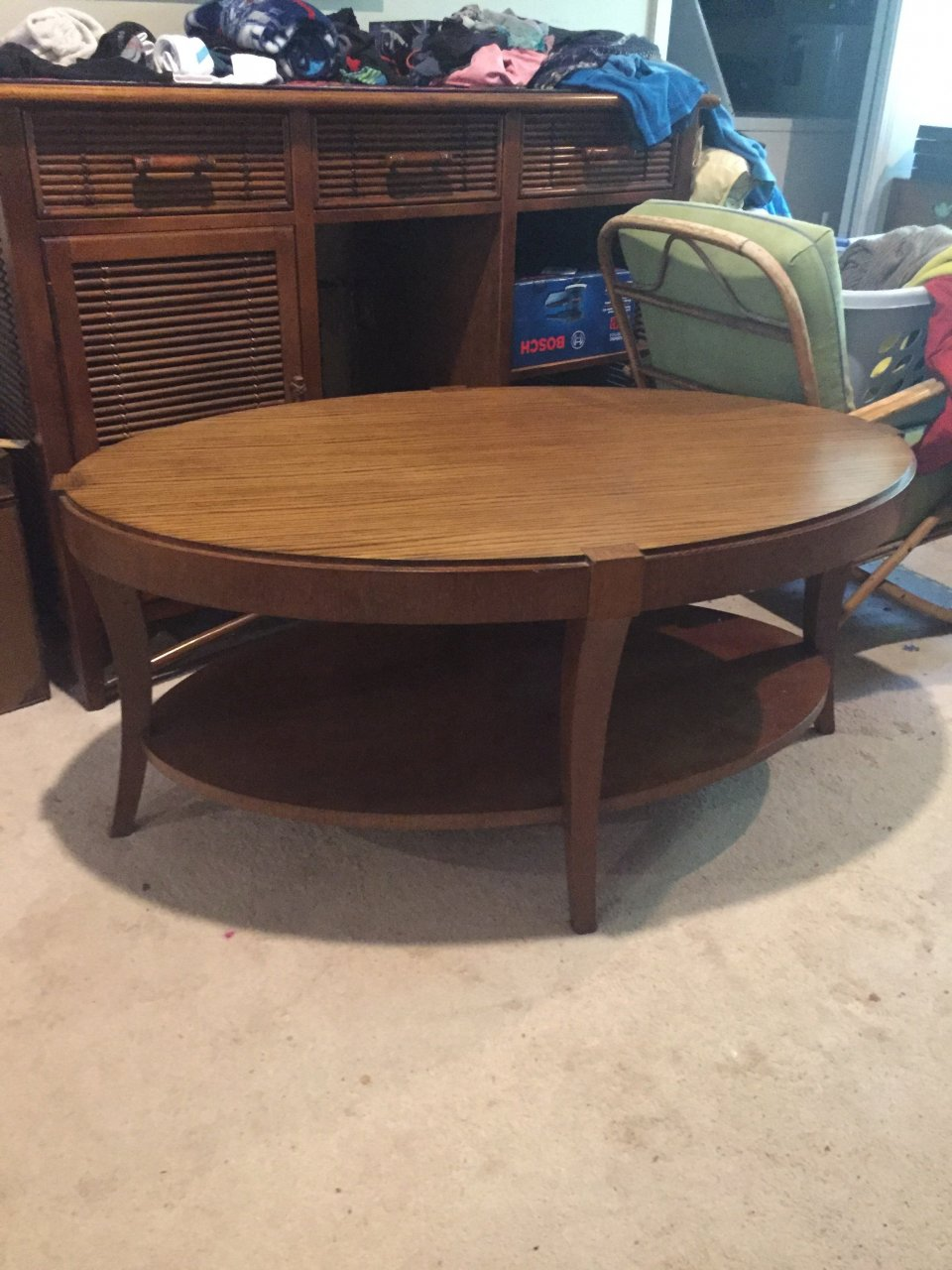How Much Is This Baker Furniture Coffee Cocktail Table