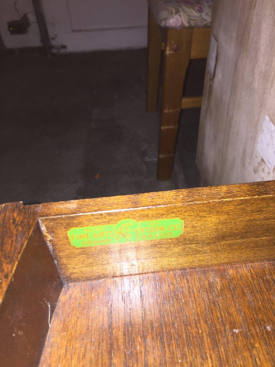 Fine Arts Furniture, Grand Rapids